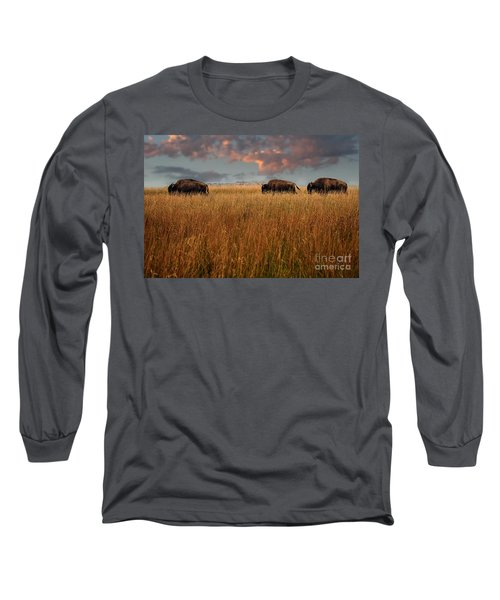 Days End Long Sleeve T-Shirt