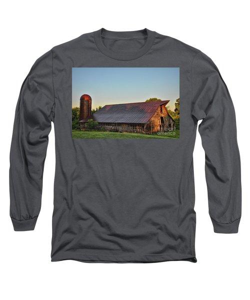 Days Of Thunder Barn Long Sleeve T-Shirt