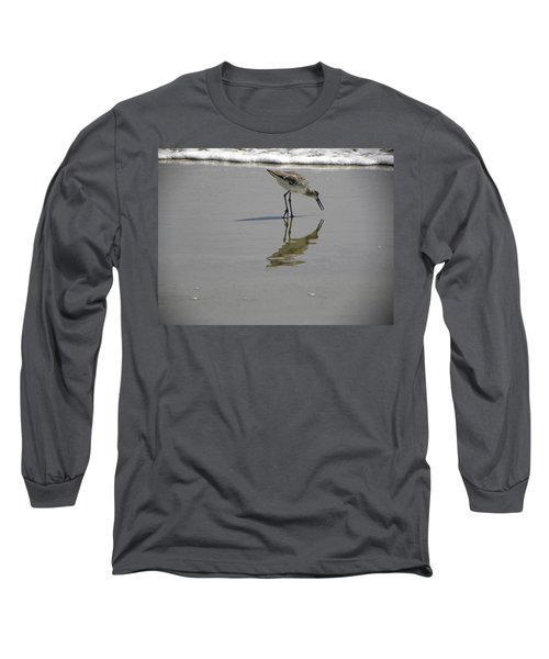Daytona Beach Shorebird Long Sleeve T-Shirt