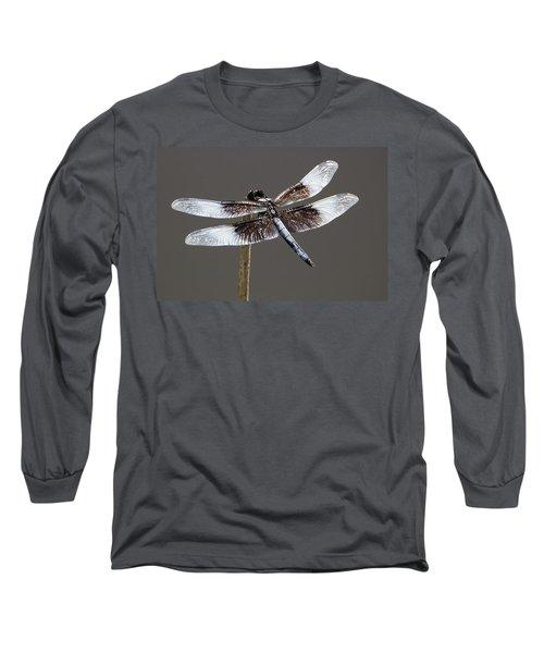 Dazzling Dragonfly Long Sleeve T-Shirt