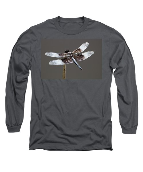 Dazzling Dragonfly Long Sleeve T-Shirt