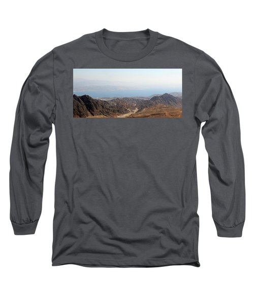 Dead Sea-israel Long Sleeve T-Shirt