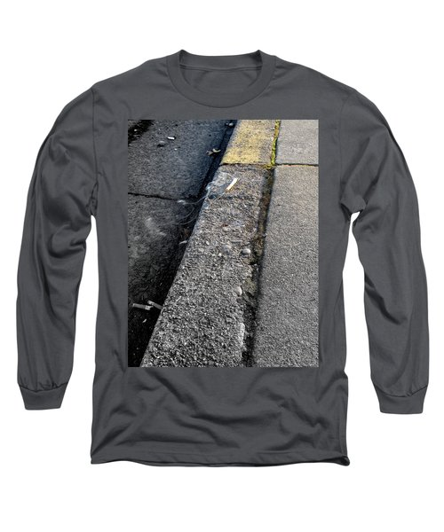 Long Sleeve T-Shirt featuring the photograph Deadly Smoke by Marie Neder