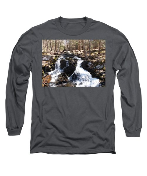 Deans Ravine Long Sleeve T-Shirt by Catherine Gagne