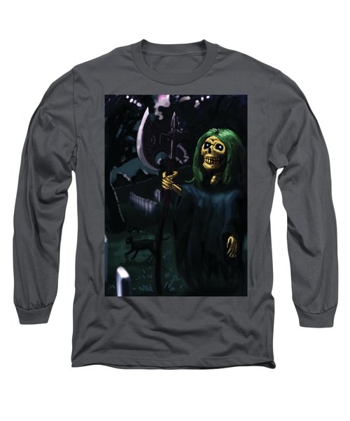 Death Long Sleeve T-Shirt