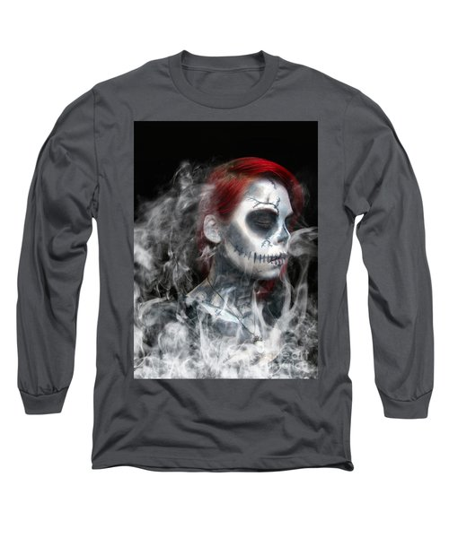 Death Becomes Us Long Sleeve T-Shirt