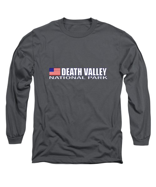 Death Valley Long Sleeve T-Shirt by Brian's T-shirts