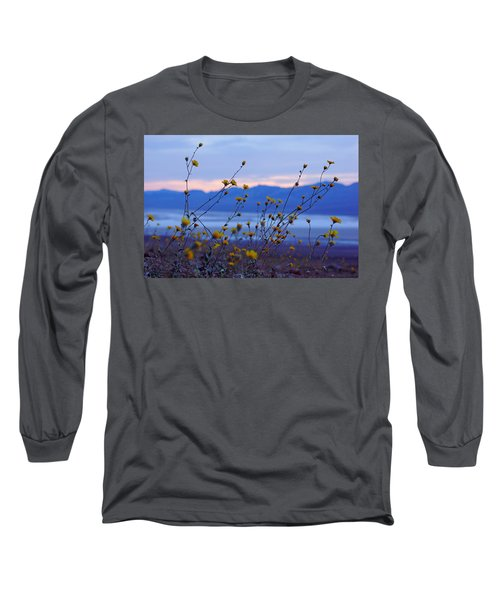 Long Sleeve T-Shirt featuring the photograph Death Valley Superbloom 304 by Daniel Woodrum