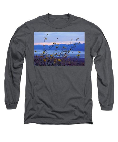 Death Valley Superbloom 304 Long Sleeve T-Shirt by Daniel Woodrum