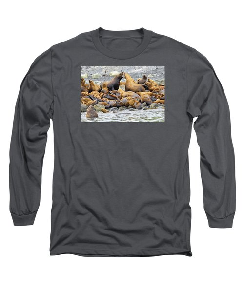 Debate Long Sleeve T-Shirt