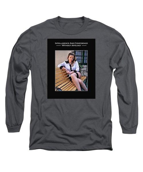 Debra Valentine 1-14 Long Sleeve T-Shirt by David Miller
