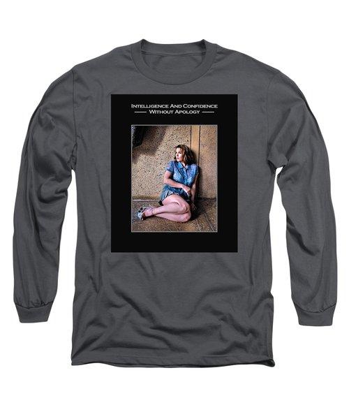 Debra Valentine 3-194 Long Sleeve T-Shirt by David Miller