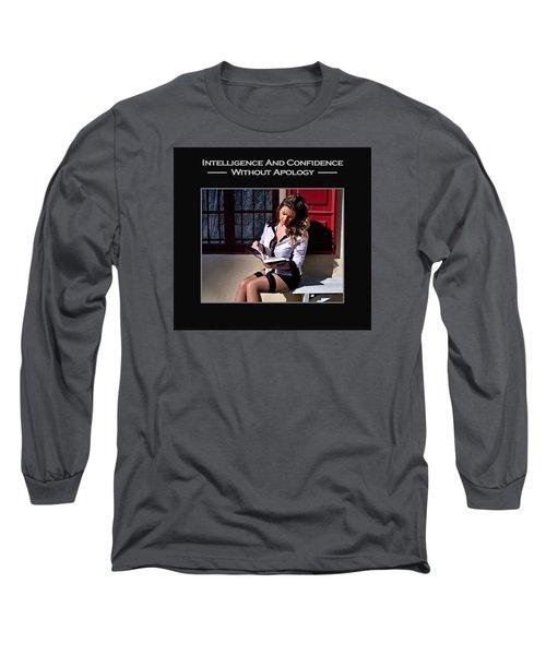 Debra Valentine 2-93 Long Sleeve T-Shirt by David Miller
