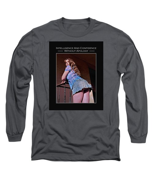 Debra Valentine 5-295 Long Sleeve T-Shirt by David Miller