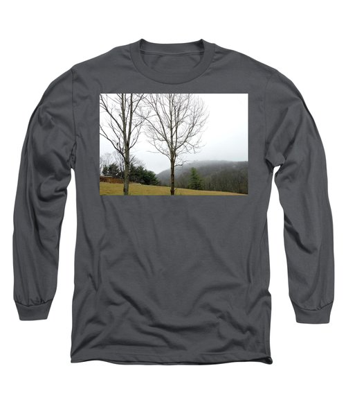 December Mist Long Sleeve T-Shirt