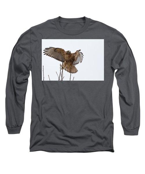 Decisive  Moment Long Sleeve T-Shirt