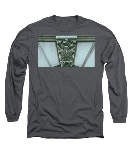 Decorative Keystone Architecture Details C Long Sleeve T-Shirt
