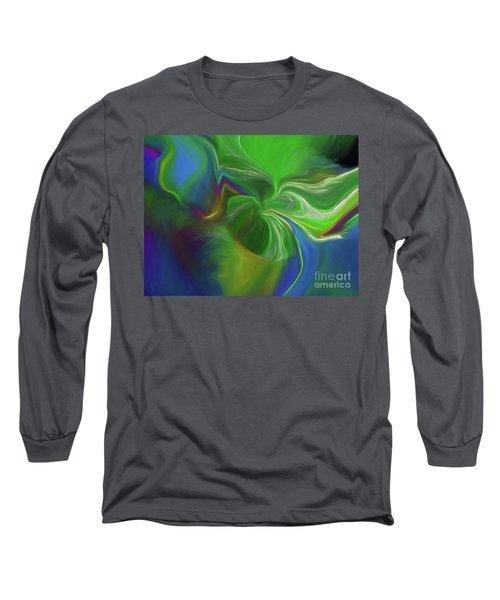 Deep Below The Ocean Long Sleeve T-Shirt