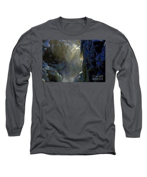 Deep Long Sleeve T-Shirt by Elfriede Fulda