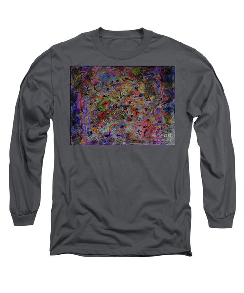 Deep Thinking Long Sleeve T-Shirt