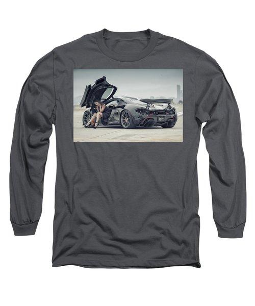 Deep Thoughts Long Sleeve T-Shirt