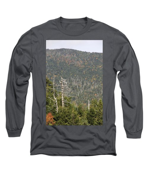 Deeper Into Forest Long Sleeve T-Shirt