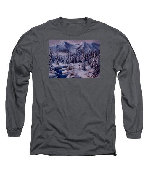 Deer Creek Long Sleeve T-Shirt by Katia Aho