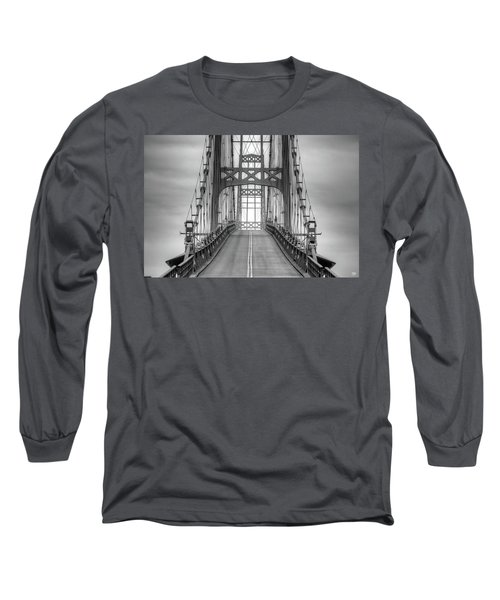 Deer Isle Sedgwick Bridge Long Sleeve T-Shirt