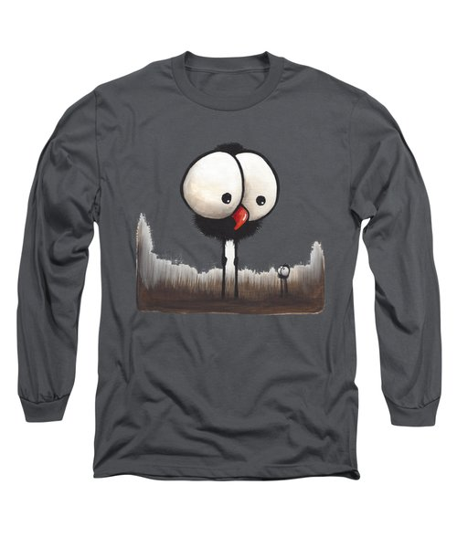 Defiant Little Spider Long Sleeve T-Shirt