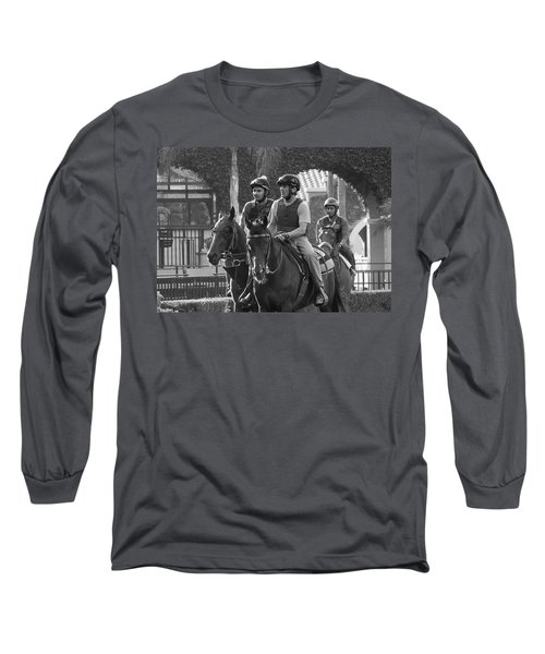 Del Mar Morning Long Sleeve T-Shirt