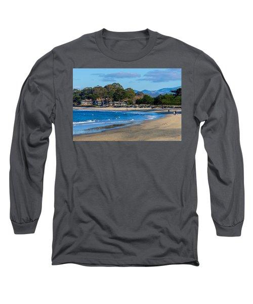Del Monte Beach Long Sleeve T-Shirt
