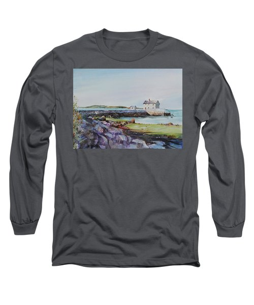 Delano's Wharf At Rock Nook Long Sleeve T-Shirt