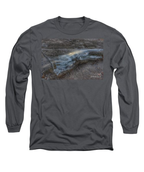 Delaware Water Gap In Winter #6 Long Sleeve T-Shirt