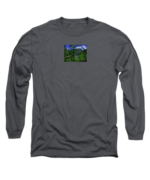 Delaware Water Gap Long Sleeve T-Shirt