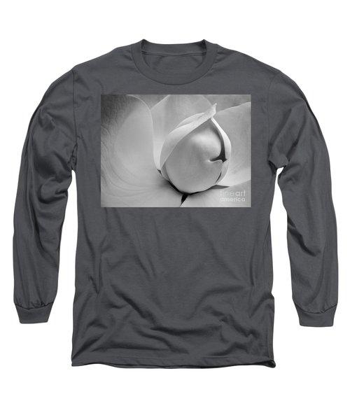 Delicate Flower Long Sleeve T-Shirt