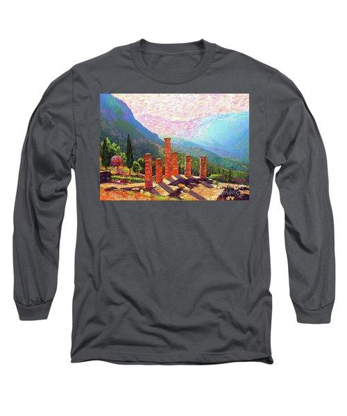 Delphi Magic Long Sleeve T-Shirt