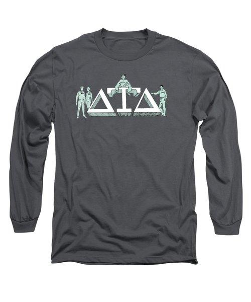 Delts Long Sleeve T-Shirt