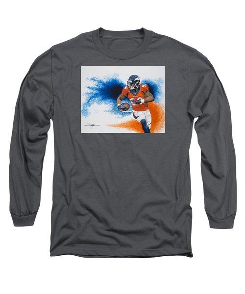 Demaryius Thomas Long Sleeve T-Shirt