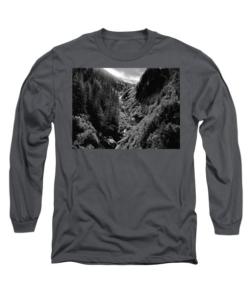 Denali National Park 3 Long Sleeve T-Shirt