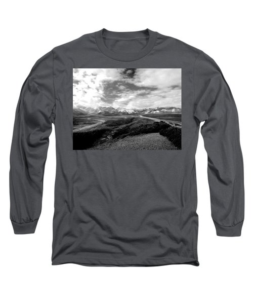 Denali National Park 4 Long Sleeve T-Shirt