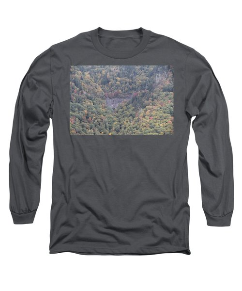 Dense Woods Long Sleeve T-Shirt