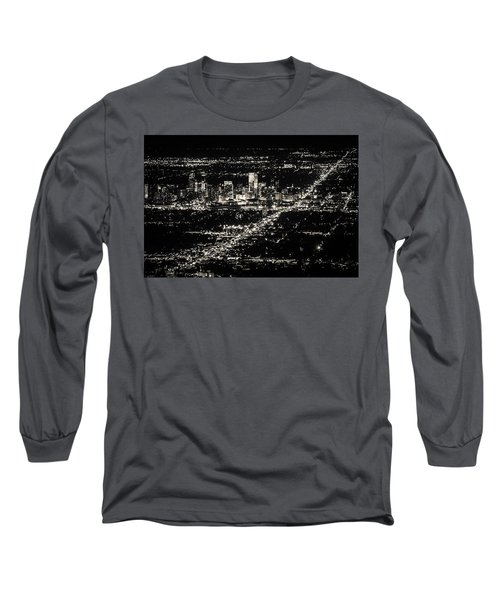 Denver Skyline Long Sleeve T-Shirt