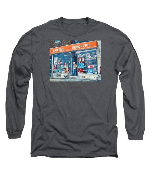 Depanneur Richard Long Sleeve T-Shirt