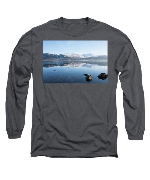 Derwentwater Rocks Long Sleeve T-Shirt