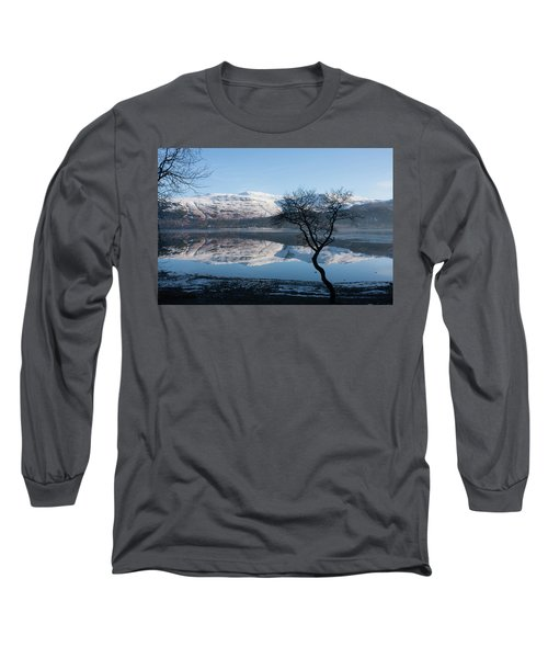 Derwentwater Tree View Long Sleeve T-Shirt