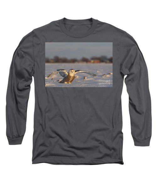 Des Ailes D'ange. Long Sleeve T-Shirt