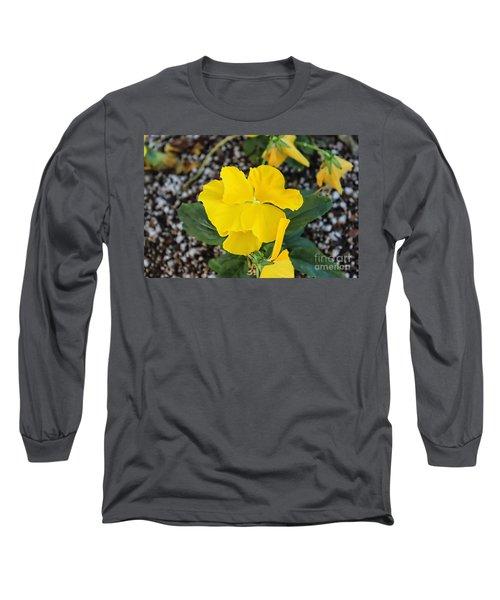 Floral Desert Beauty Long Sleeve T-Shirt