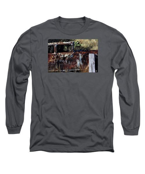 Desert Car Long Sleeve T-Shirt