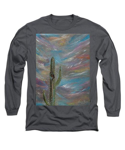 Desert Dust Long Sleeve T-Shirt