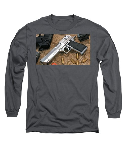 Desert Eagle Long Sleeve T-Shirt